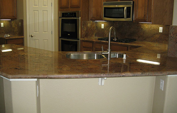 Quality Granite And Tile Inc Kitchen Cabinets For